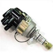 Modified non-vacuum Lucas style distributor: Ford X/Flow with twin carbs & GT cam